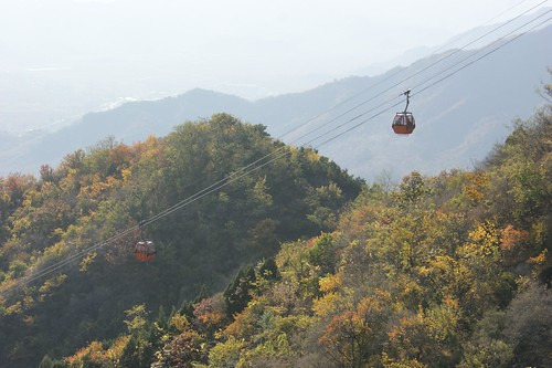 Mutianyu's Cable Car | by Ju1ian
