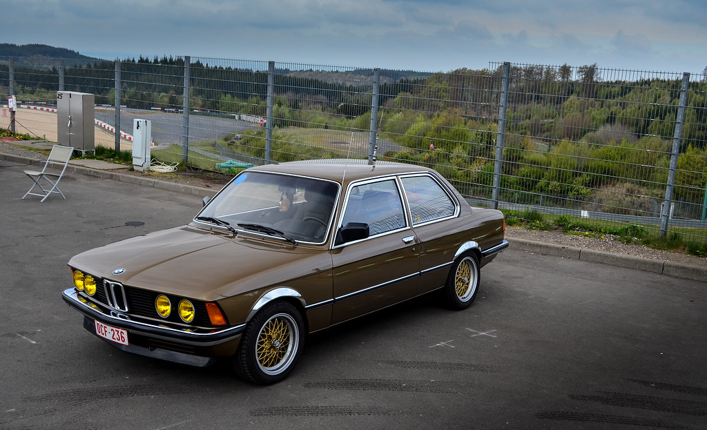 old school BMW | D - 15 photography | Flickr