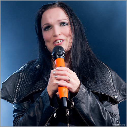 Tarja Turunen in Utrecht | by Peter Heuts