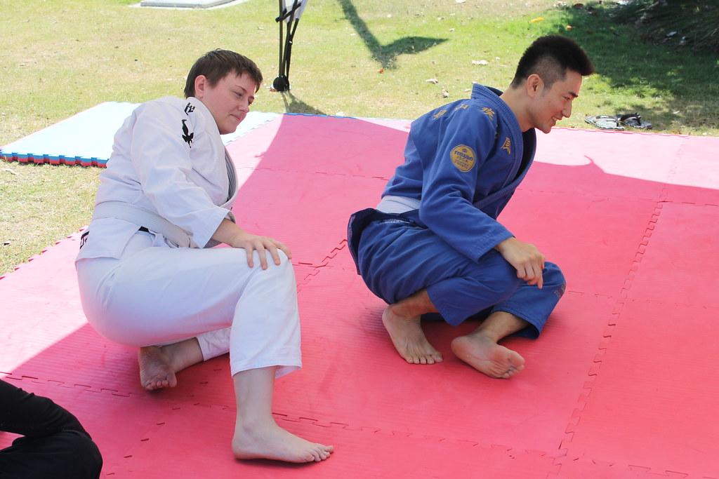 Jiu jitsu southport