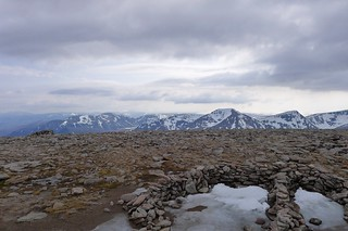 Western Cairngorms from Macdui | by Nick Bramhall