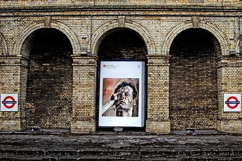 underground station - Lucien Freud | by Leo Reynolds