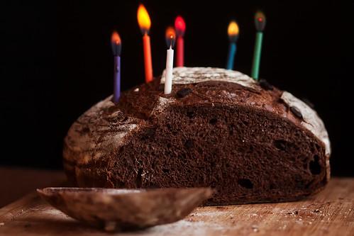 Birthday Bread Like Birthday Cake But Better Because