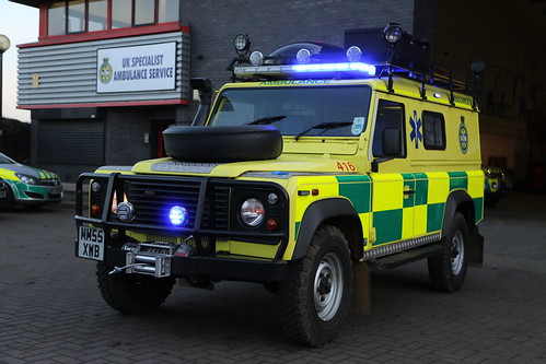 Mm55 Xwb Doris 416 Uk Specialist Ambulance Service