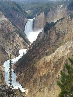 096 Yellowstone canyon