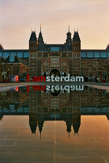 The Rijksmuseum at dawn - Explore 2014-03-28 #65 | by Sophie Villerot