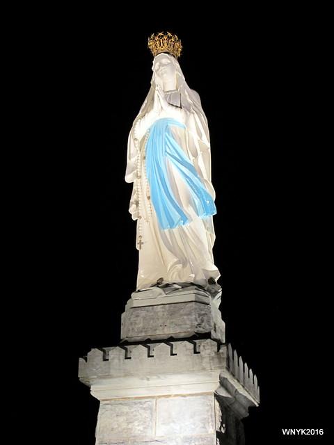 La Vierge Couronnée
