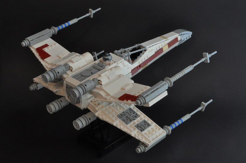 dc57e2591ff2 MOC  Incom T-65 X-wing - LEGO Star Wars - Eurobricks Forums