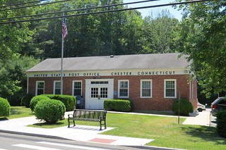 Chester, CT post office | by PMCC Post Office Photos