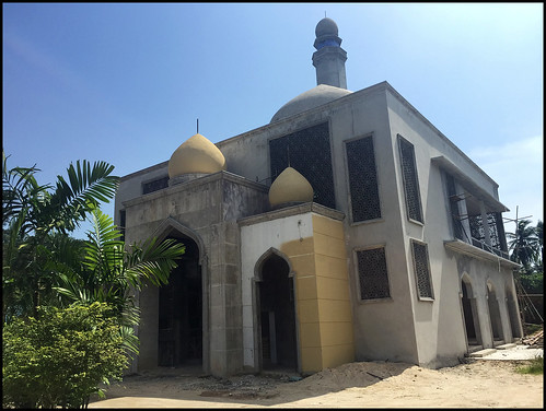 New Mosque in Kamala