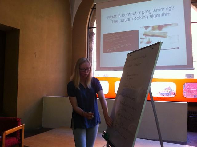 Viaggiatori della programmazione. Workshop