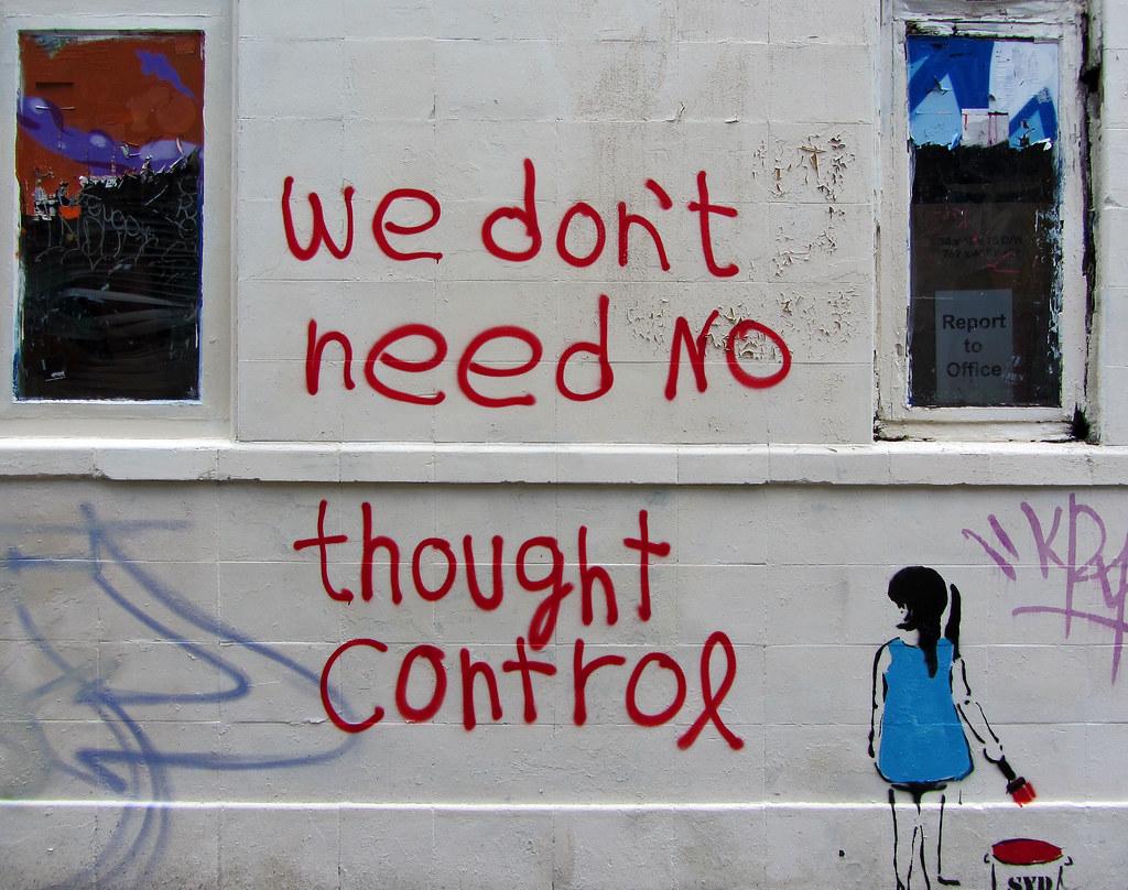 """Képtalálat a következőre: """"we don't need no thought control"""""""