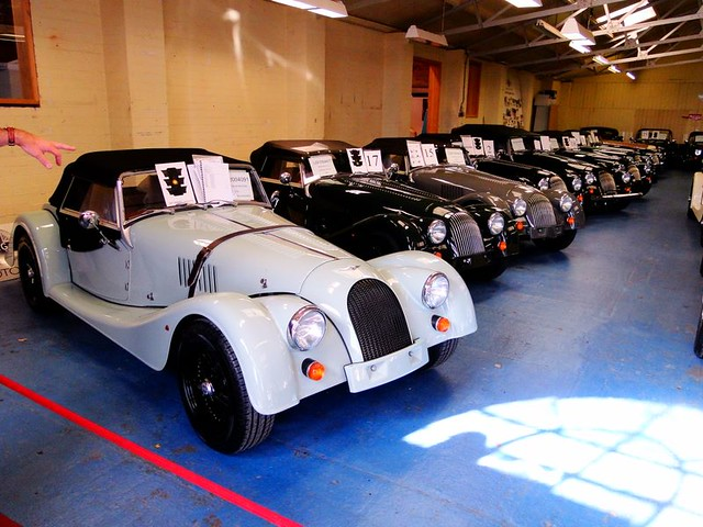 2010 Morgan Factory Visit