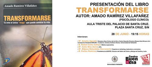 TRANSFORMARSE. Amado Ramírez