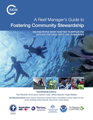 A Reef Manager's Guide to Fostering Community Stewardship @NOAACoral @IUCN