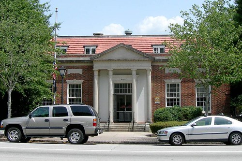 Madison, GA post office | by PMCC Post Office Photos
