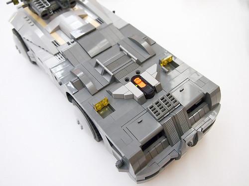 lego aliens apc instructions