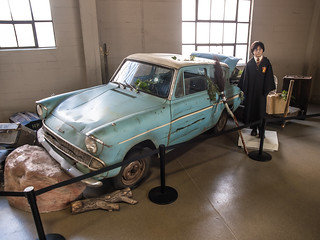 Harry Potter Flying Car | by wwarby