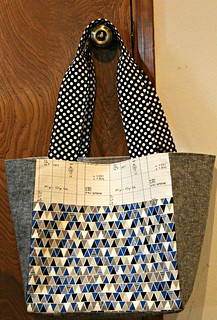 Handy Market Tote | by aquilterstable