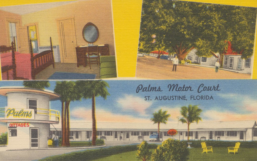 Palms Motor Court - St. Augustine, Florida