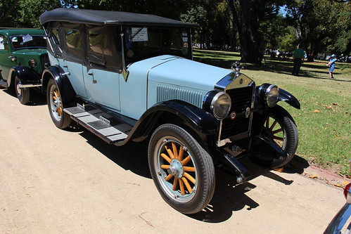 1926 Essex Six Tourer Essex Cars Were Produced By The