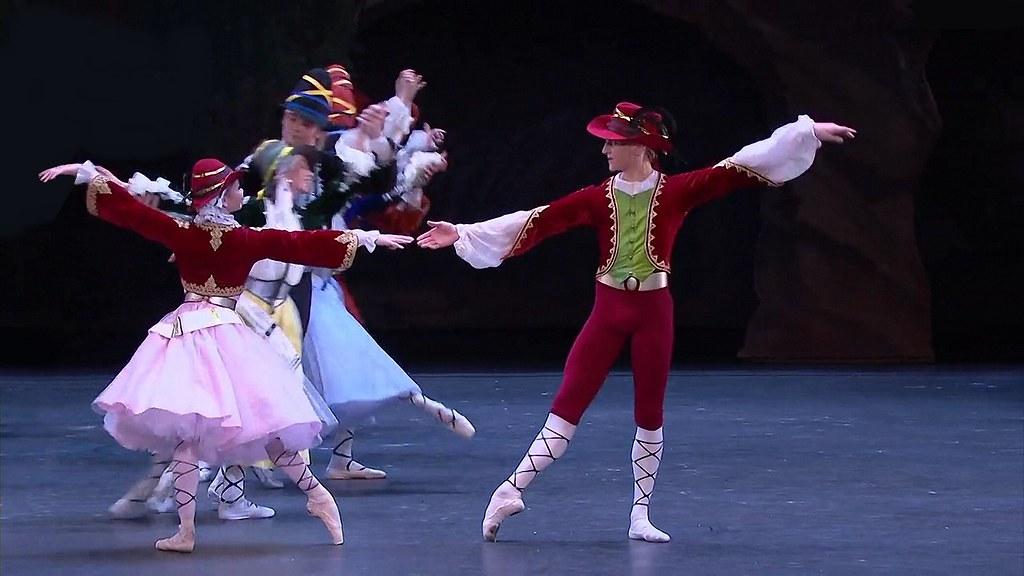David Hallberg in Marco Spada – Bolshoi Ballet | Olivier + | Flickr