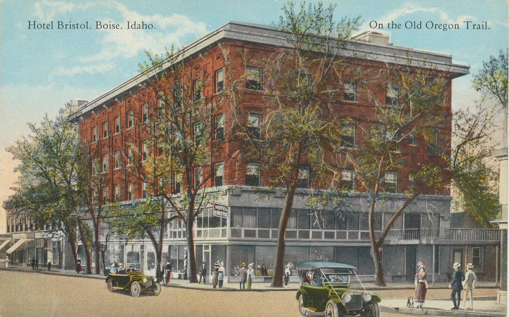 Hotel Bristol - Boise, Idaho