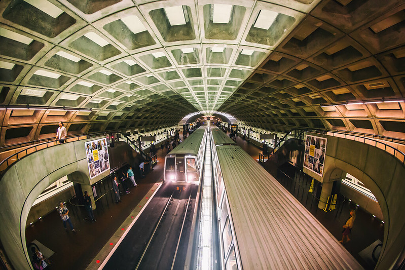 Metro baby by Thomas Hawk, CC