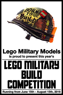 2016 Lego Military Build Competition | by -Mainman-