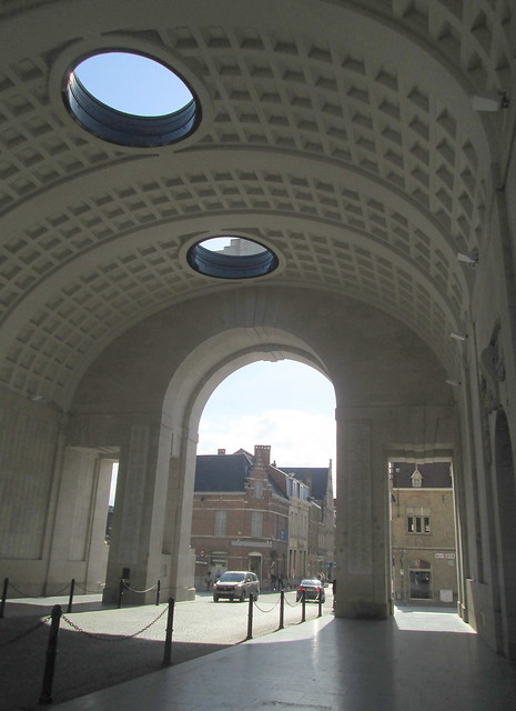 Menin Gate Interior