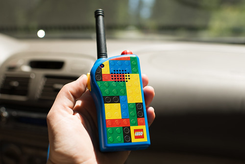 Lego Walkie-Talkie | by goingslowly