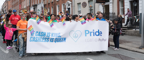 PRIDE PARADE AND FESTIVAL [DUBLIN 2016]-118171 | by infomatique