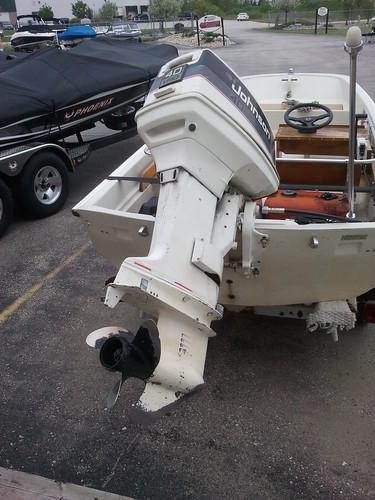 40 hp 2 stroke johnson outboard motor for sale for sale for New johnson boat motors for sale