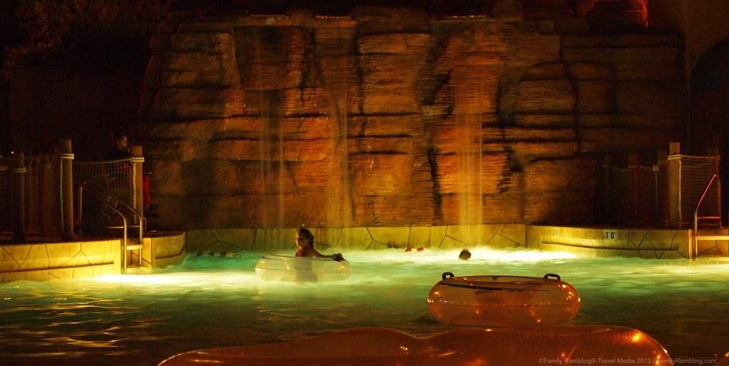 Wave pool at Margarita