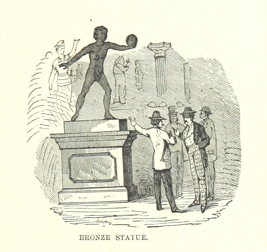 Image Taken From Page 307 Of The Innocents Abroad Or The Flickr