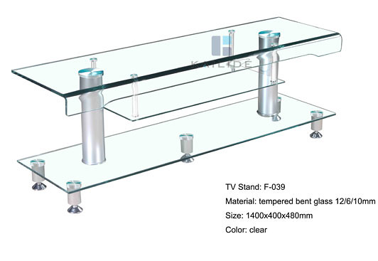Hot Selling High Quality Clear Glass Tv Stand Furniture Su Flickr