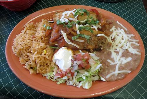 Enchiladas Mexican Restaurant Phoenix Az
