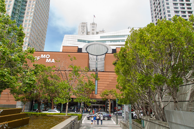 SFMOMA, San Francisco