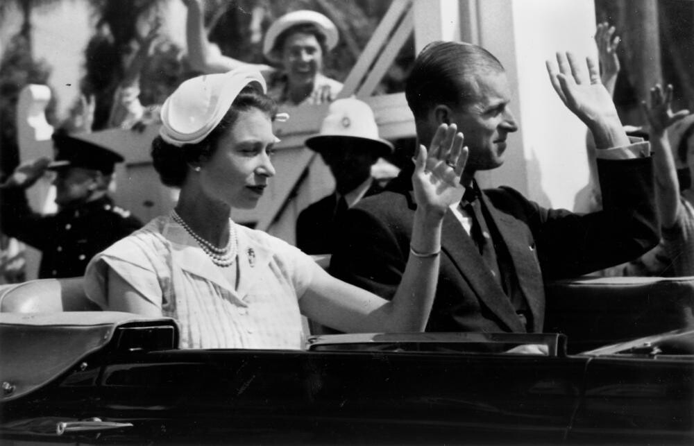 Queen Elizabeth marriage