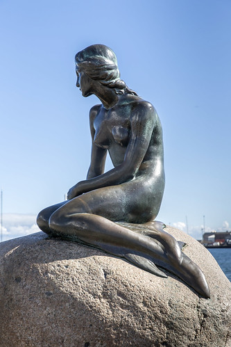 The Little Mermaid Copenhagen 20130420 046 Den Lille