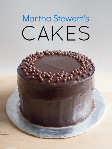 Marrha Stewart Baked Chocolate Pudding Cake Pepperminet
