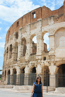 Colosseum wanderings | by seasonal wanderer