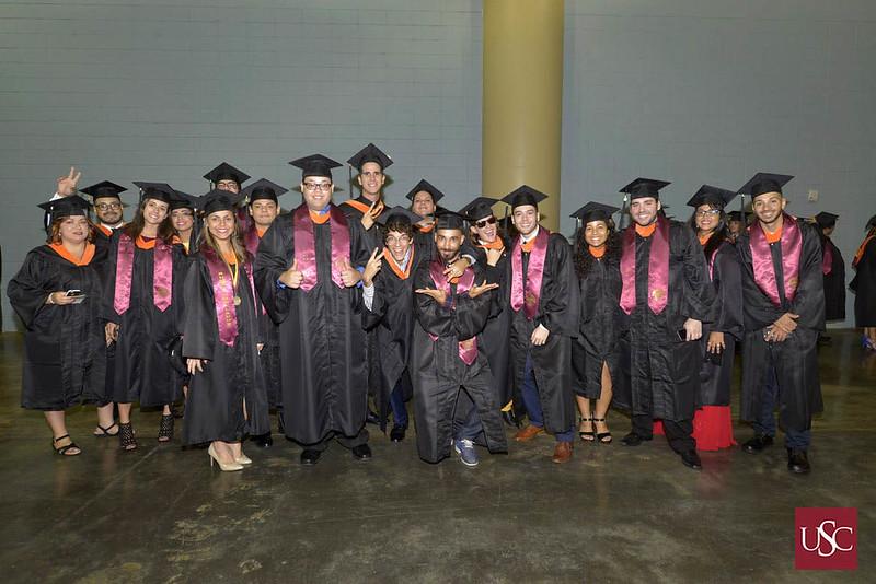 Graduación Universidad del Sagrado Corazón 2016