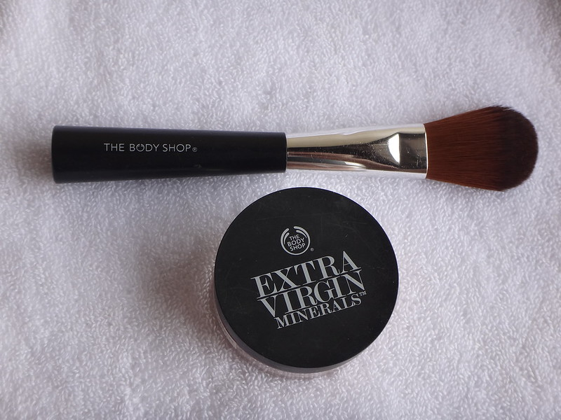 Extra Virgin Mineral Face Powder from Body Shop