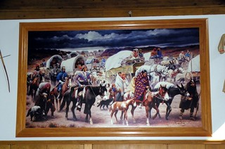 Trail of Tears Mural | by J. Stephen Conn