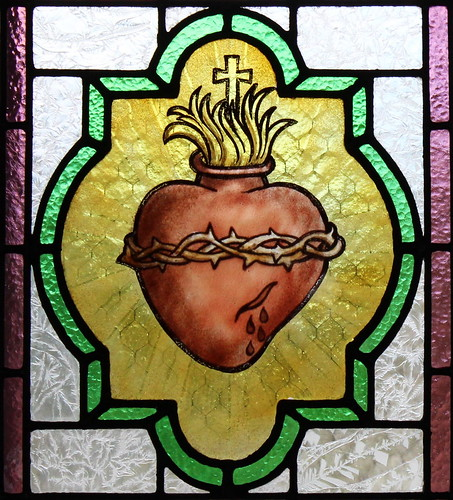 SacredHeart03 | by Northern Art Glass