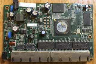 GS108Tv2 Board Front