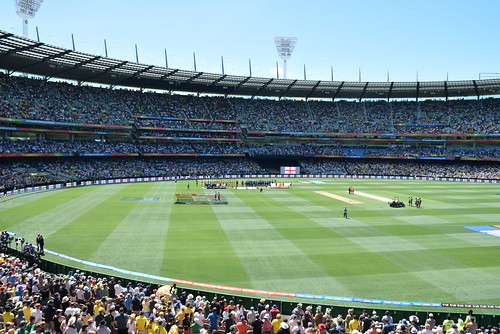CWC Aus v Eng at the MCG | by Visit Victoria