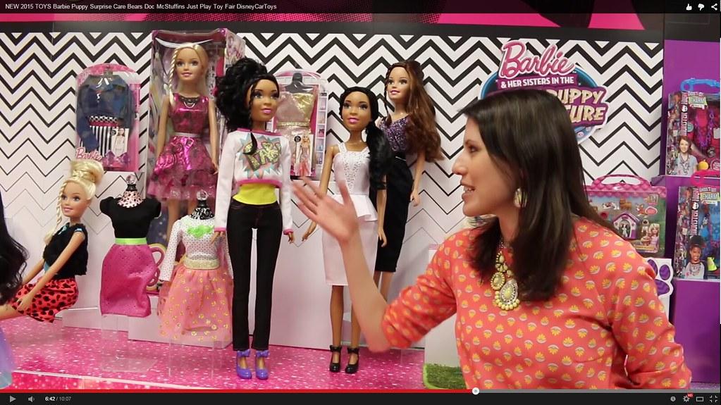 barbie toy fair