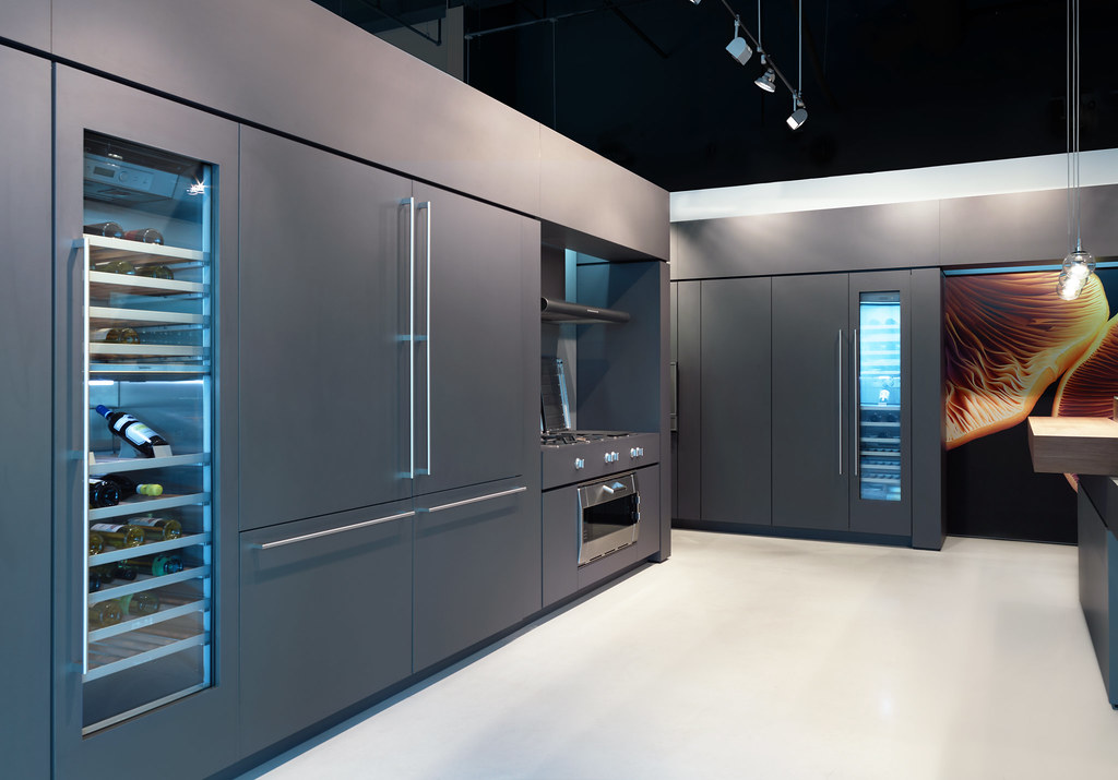 Gaggenau Showroom Miami Gaggenau Showroom Miami Flickr - Cuisine gaggenau